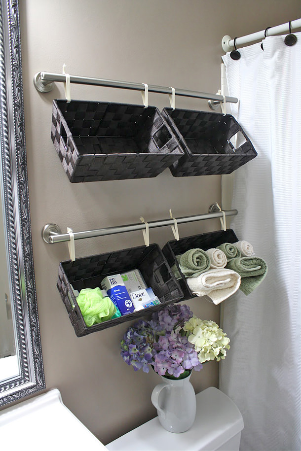 9 Great DIY Ideas For Indoor Decor With Baskets 01