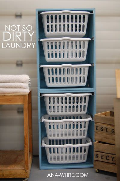 9 Great DIY Ideas For Indoor Decor With Baskets 03