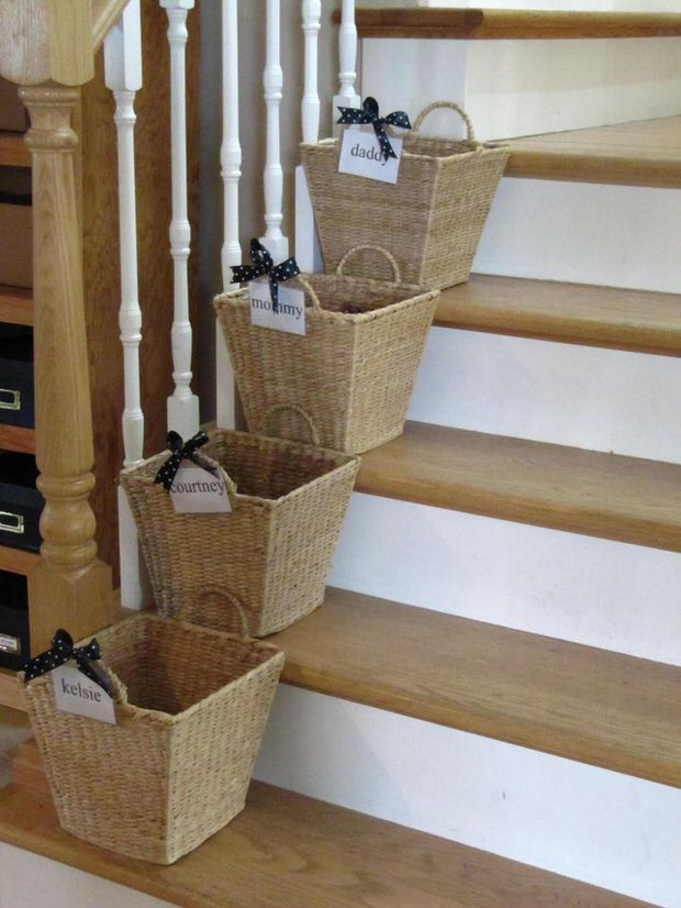 9 Great DIY Ideas For Indoor Decor With Baskets 04