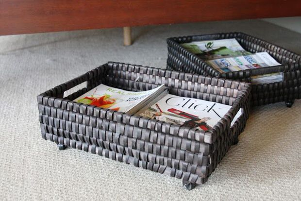 9 Great DIY Ideas For Indoor Decor With Baskets 06
