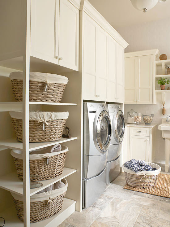 9 Great DIY Ideas For Indoor Decor With Baskets 09