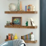 13 Adorable DIY Floating Shelves Ideas For You 10