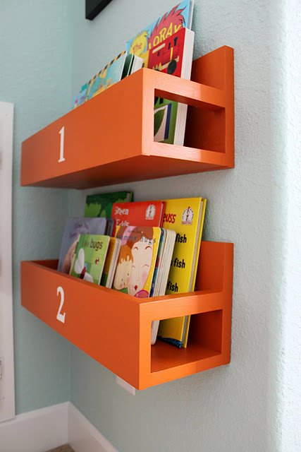 13 Adorable DIY Floating Shelves Ideas For You 11