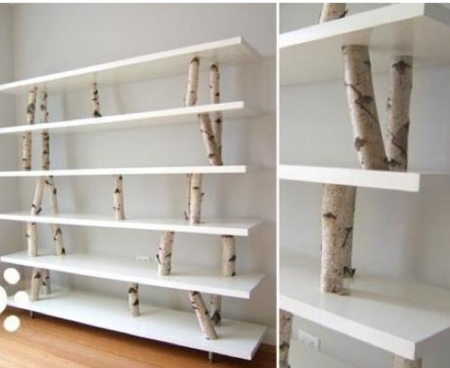 13 Adorable DIY Floating Shelves Ideas For You 13