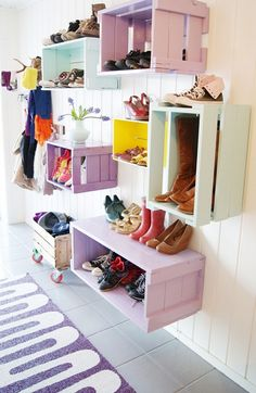15 DIY Little and Clever Storage Hacks and Ideas 13