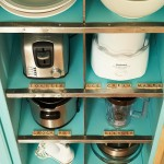 15 Smart DIY Organizing Ideas For Small Kitchen 11