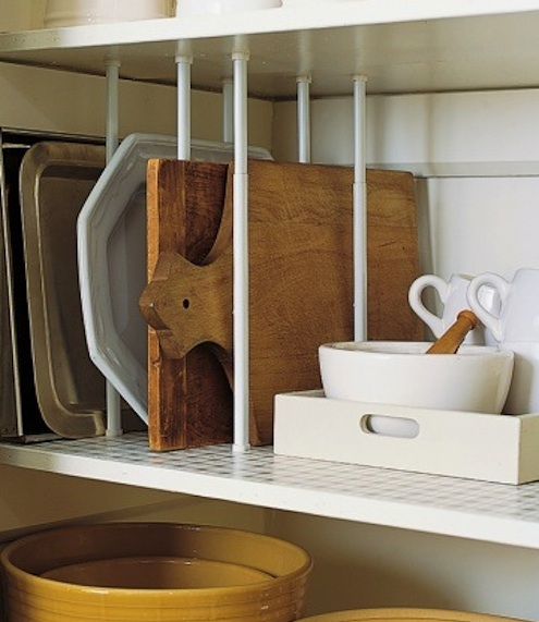 15 Smart DIY Organizing Ideas For Small Kitchen 2