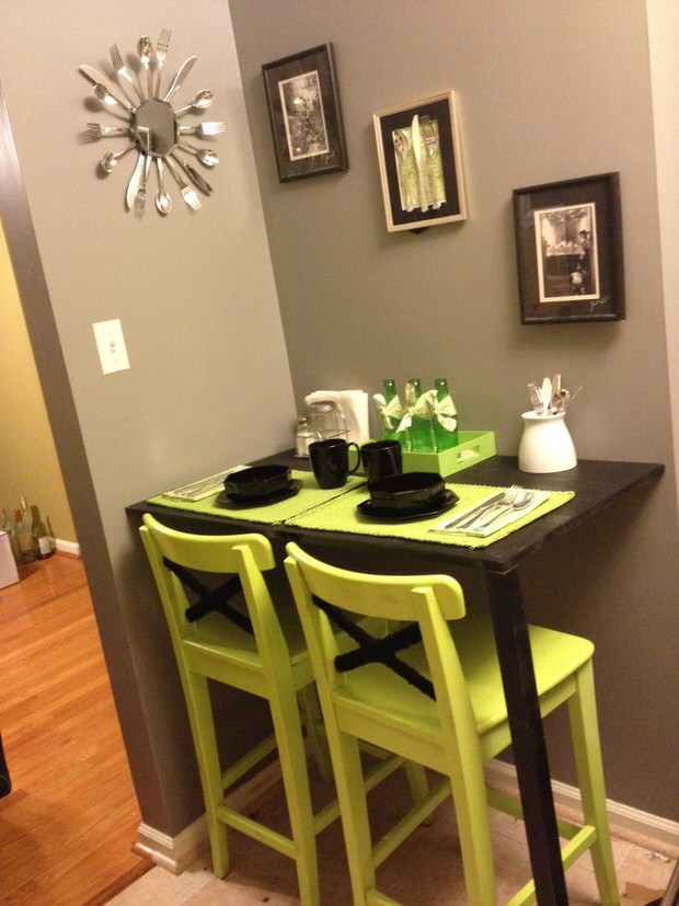 16 Awesome Do It Yourself Nooks and Banquettes Ideas 14