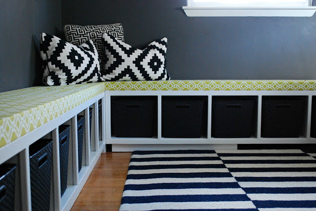 16 Awesome Do It Yourself Nooks and Banquettes Ideas 2