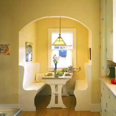 16 Awesome Do It Yourself Nooks and Banquettes Ideas 8