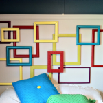 16 Modern and Chic DIY Headboard Ideas That Are Actually Easy 11