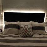 16 Modern and Chic DIY Headboard Ideas That Are Actually Easy 16