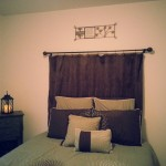 16 Modern and Chic DIY Headboard Ideas That Are Actually Easy 2