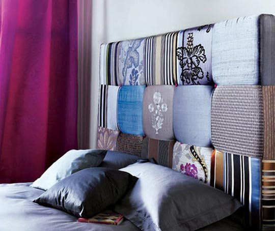 16 Modern and Chic DIY Headboard Ideas That Are Actually Easy 6
