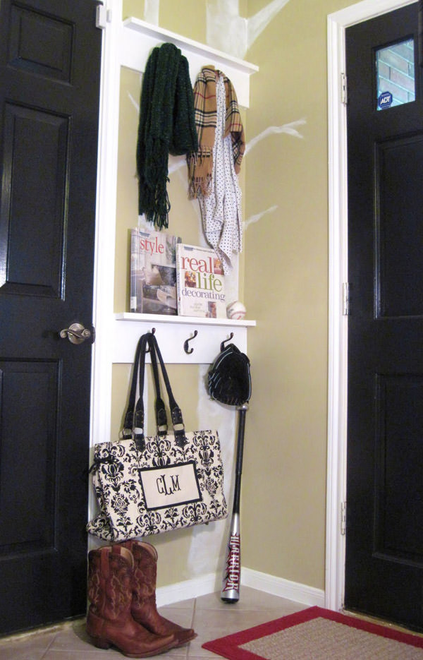 8 Great DIY Ideas For Small Entries 3