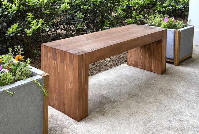 Amazing DIY ideas For Outdoor Furniture 1