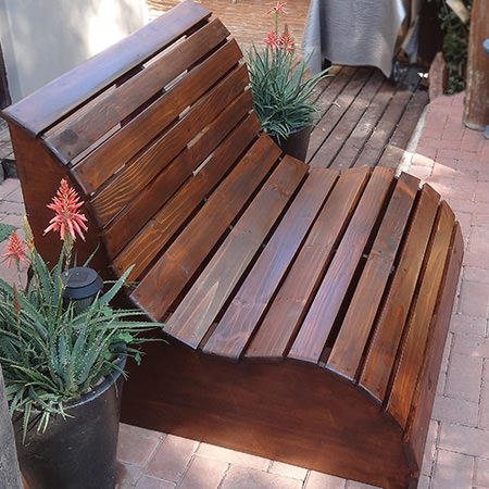 Amazing DIY ideas For Outdoor Furniture 4