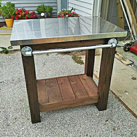 Amazing DIY ideas For Outdoor Furniture 6