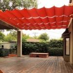 DIY Ideas For Backyard Oasis Shades 4