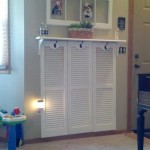 DIY Ideas Using Window Shutters 8