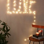 DIY String Lights For Your Home All Year Round Decor 5