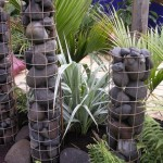 Garden DIY Ideas Using Rocks 2