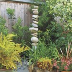 Garden DIY Ideas Using Rocks 3