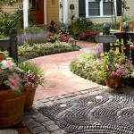 Garden DIY Ideas Using Rocks 4