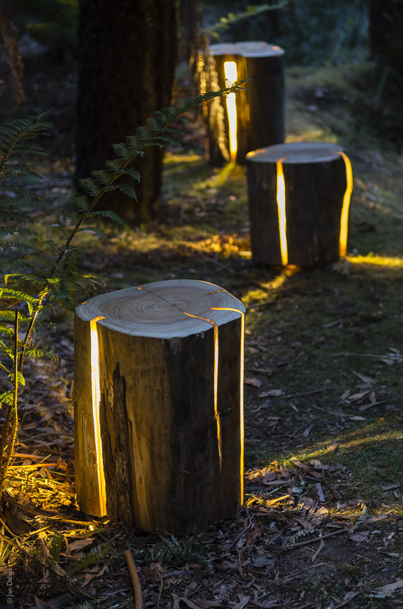 Great DIY Backyard Lighting Ideas 10