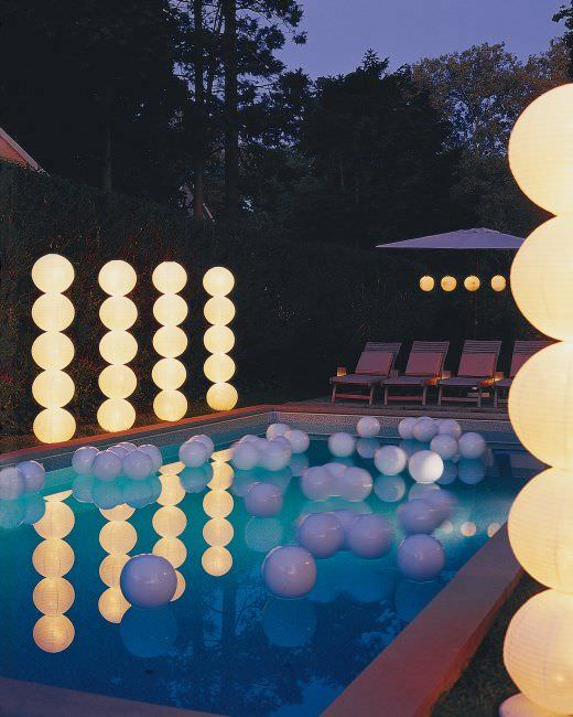 Great DIY Backyard Lighting Ideas 2