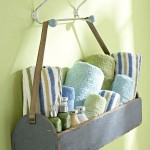 Great DIY Bathroom Towel Storage Ideas 1