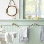 Great DIY Bathroom Towel Storage Ideas 3