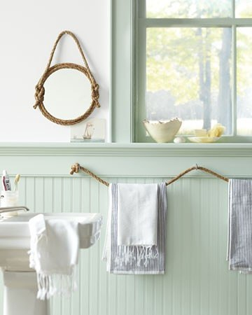 Great DIY Bathroom Towel Storage Ideas 3