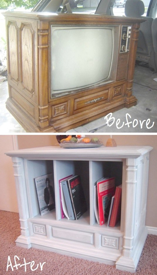 14 Super Cool Ideas To Reuse Old Furniture 13
