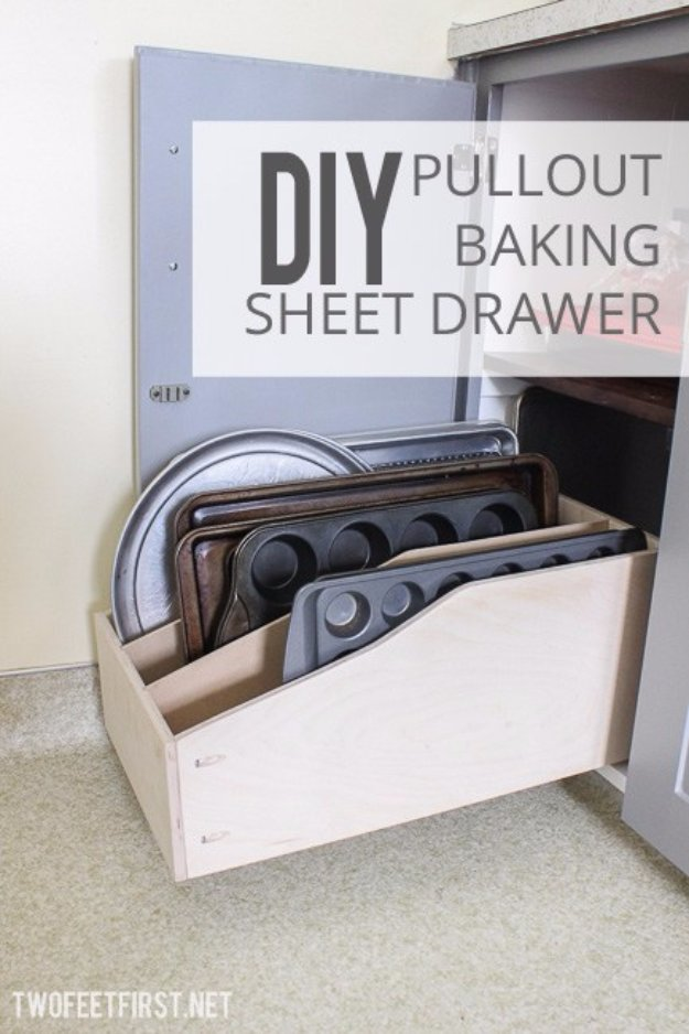 15 DIY Ideas For Working For Creating Space 12