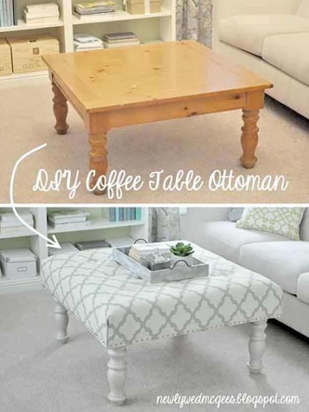 15 Insane DIY Coffee Table Ideas 11