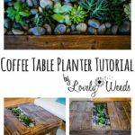 15 Insane DIY Coffee Table Ideas 13
