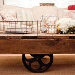 15 Insane DIY Coffee Table Ideas 14