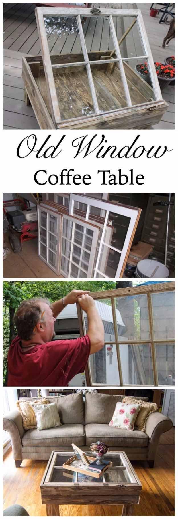 15 Insane DIY Coffee Table Ideas 4