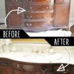 19 DIY Idea To Play With Old Furniture 11