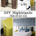 19 DIY Idea To Play With Old Furniture 4