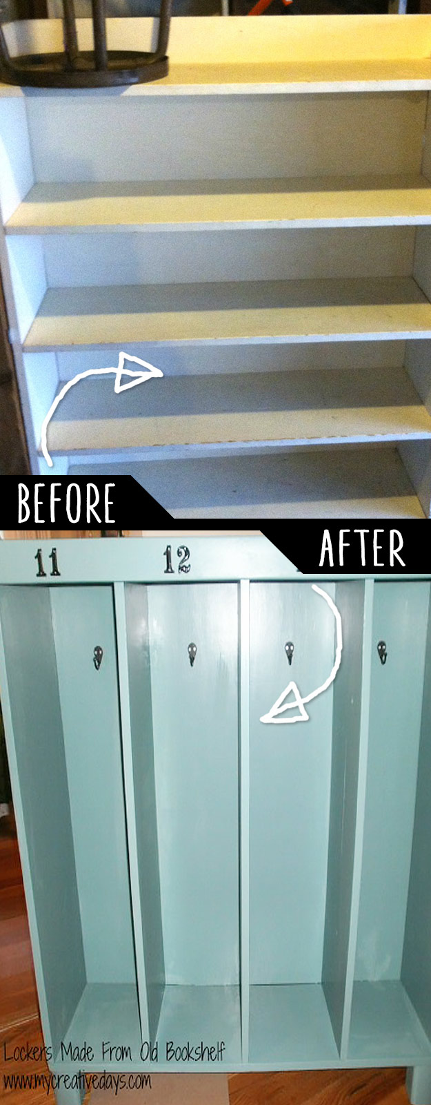 19 DIY Idea To Play With Old Furniture 7