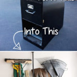 19 DIY Idea To Play With Old Furniture 9