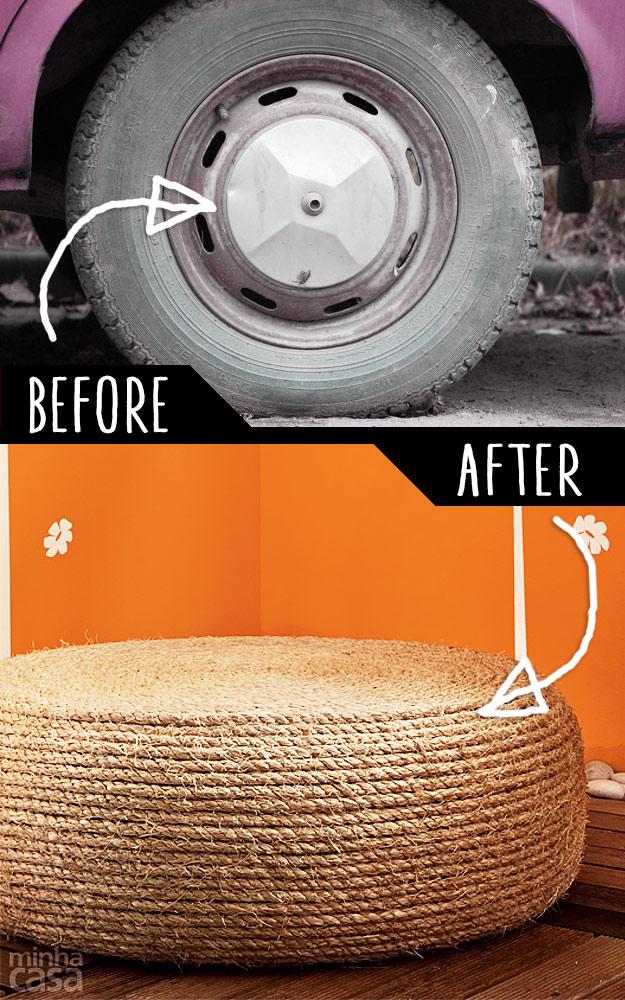 20 Amazing DIY ideas for furniture 12