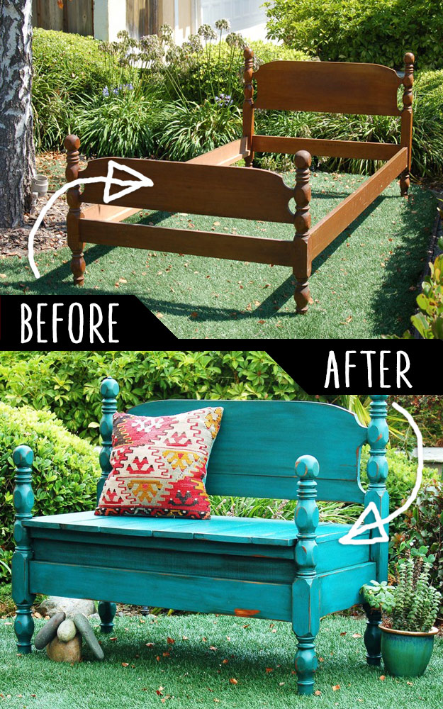 20 Amazing DIY ideas for furniture 15