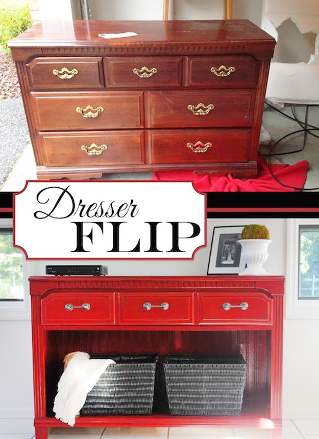 20 Amazing DIY ideas for furniture 19