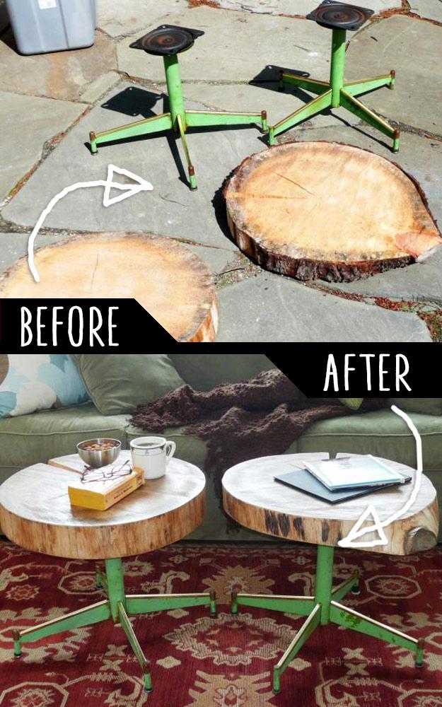 20 Amazing DIY ideas for furniture 3