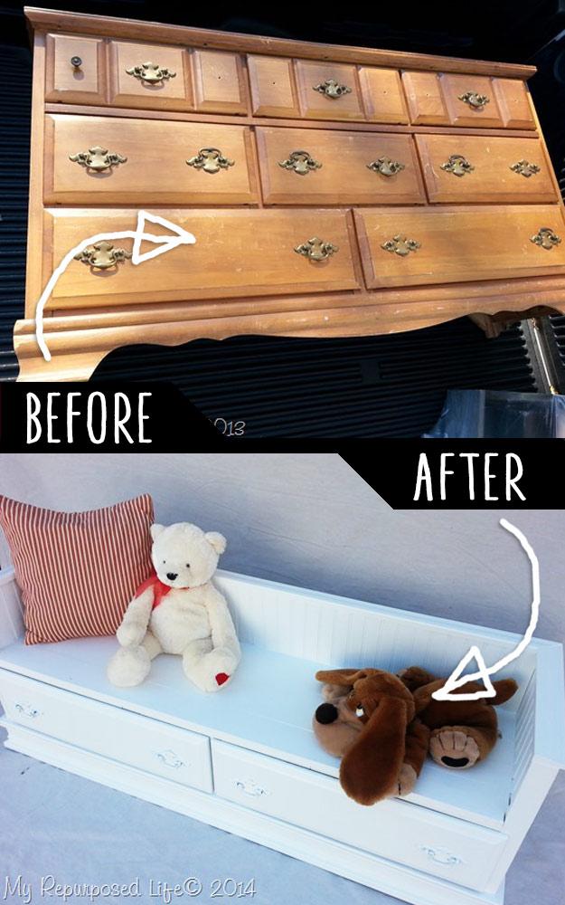 20 Amazing DIY ideas for furniture 4