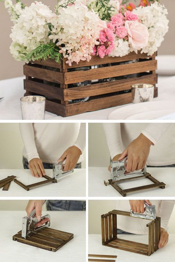 20 Creative DIY Ideas To Achieve A Rustic Decor 17