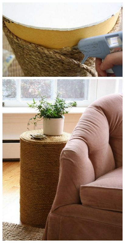25 Awesome DIY Crafting Ideas For Working With Ropes 1